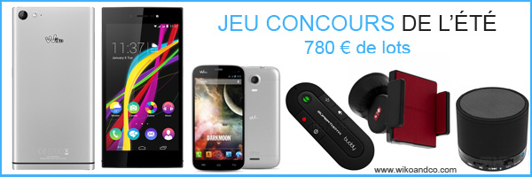 Concours Wiko