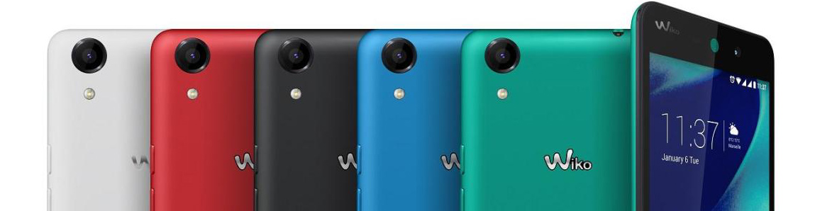 Téléphone Wiko Rainbow Up