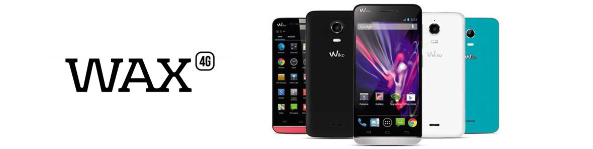 Téléphone Wiko Wax