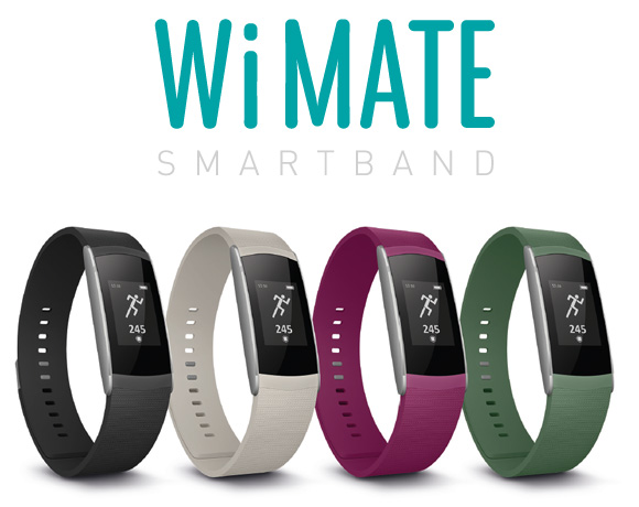 Bracelet Wi Mate By WikoMobile