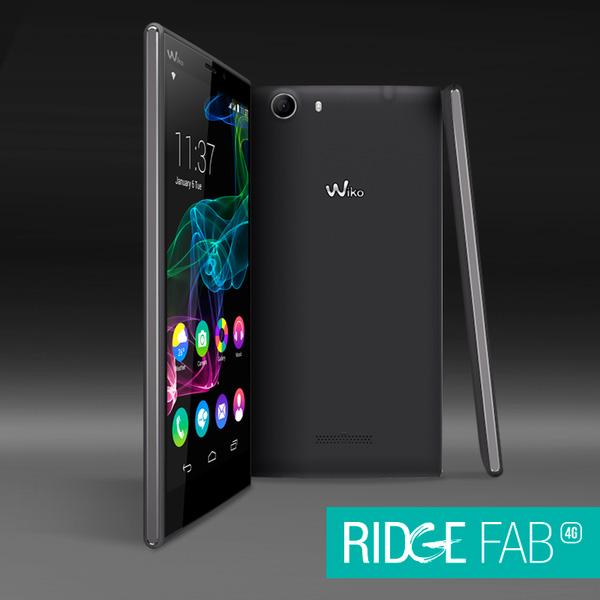 Téléphone Wiko Ridge Fab 4G