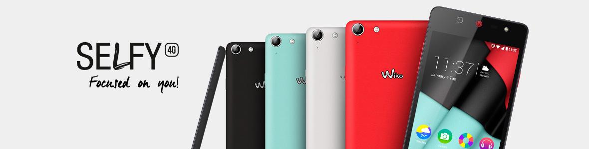 Smartphone Wiko Selfy 4g