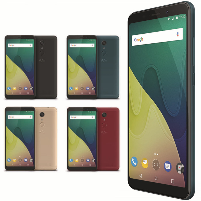 Wiko View XL Smartphone