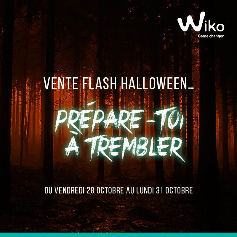Vente flash Wiko