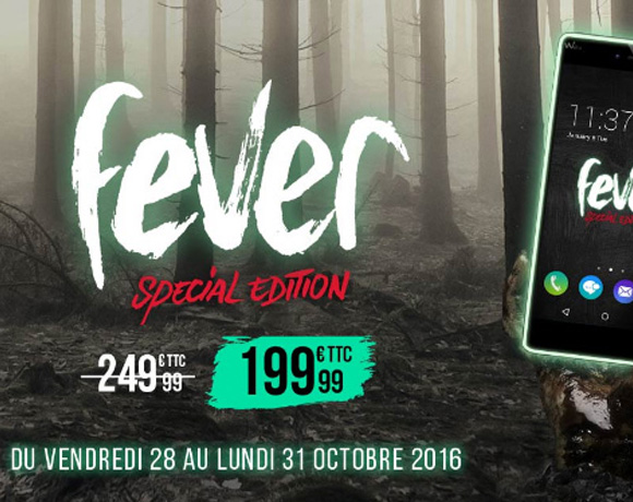 Offre Wiko Fever