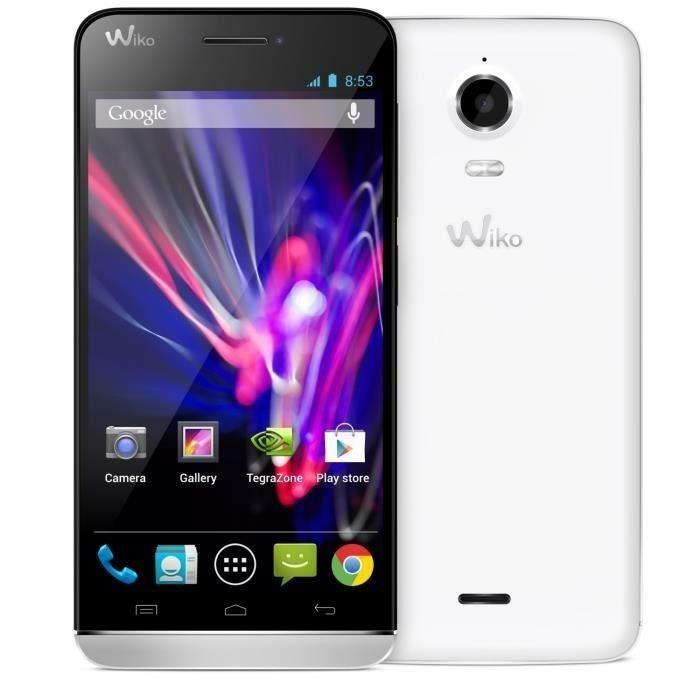 Smartphone Wiko Wax
